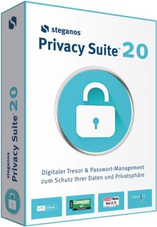 Steganos Privacy Suite 20.0.1 Rev 12378 Multilingual