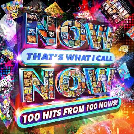VA - NOW That's What I Call NOW (5CD, 2018) MP3
