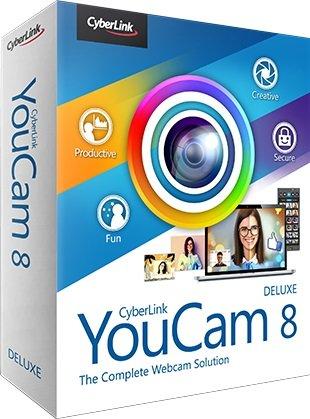 CyberLink YouCam Deluxe 8.0.0925.0