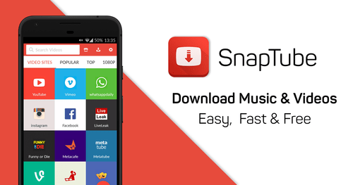 SnapTube - YouTube Downloader HD Video v4.54.0.4542310 Final
