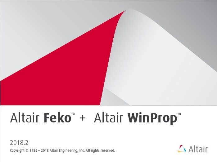 Download Altair HW FEKO + WinProp 2018 2 0 (x64) 2018