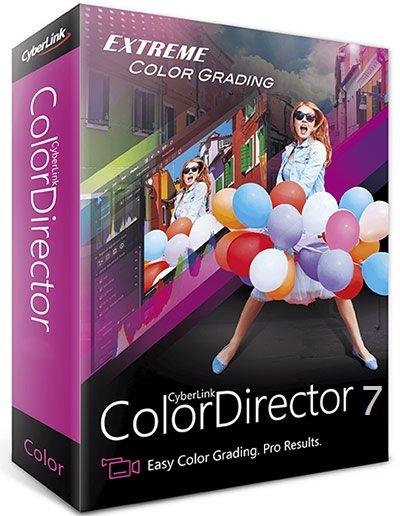 CyberLink ColorDirector Ultra 7.0.2110.0 Multilingual