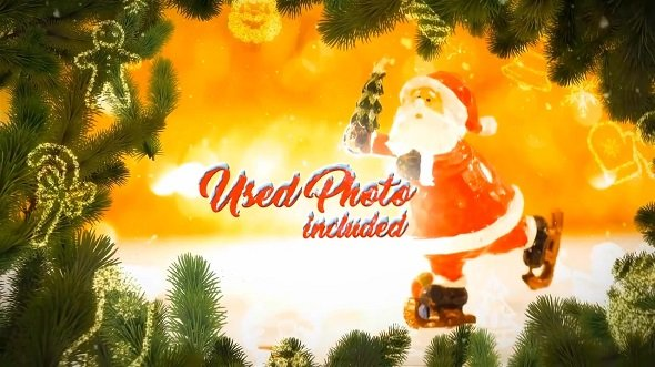 Christmas Slideshow & Greetings - After Effects 144548 - Free download