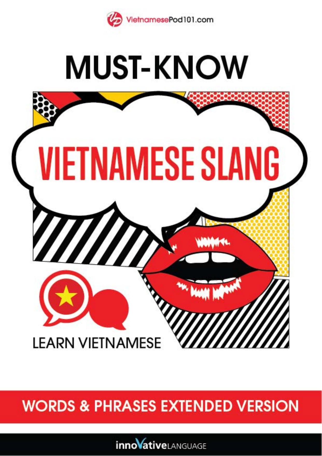 Download Learn Vietnamese: Must-Know Vietnamese Slang ...