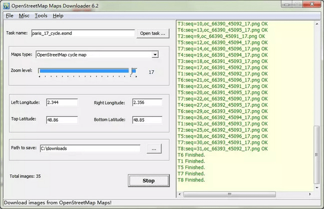 AllmapSoft Easy OpenstreetMap Downloader 6 38 | Board4All