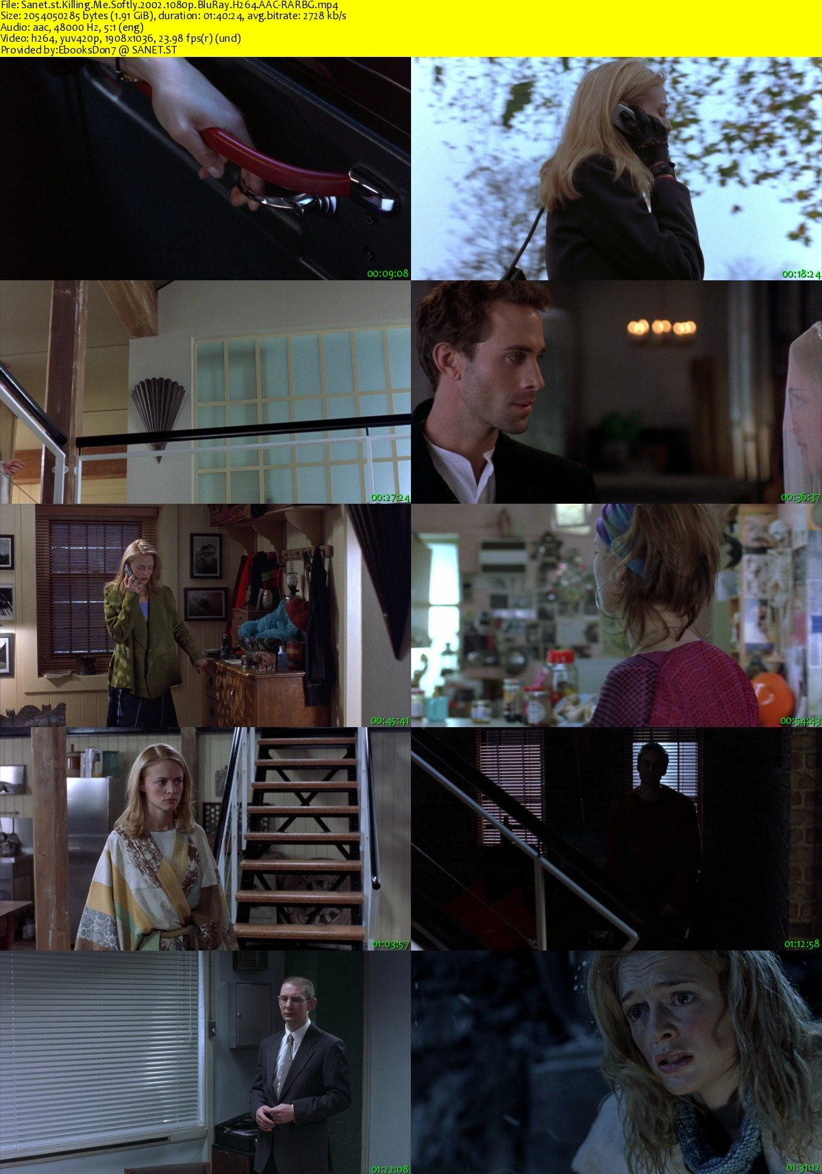 Download Killing Me Softly 2002 1080p BluRay H264 AAC