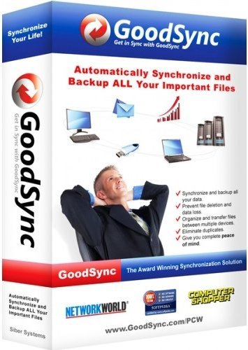 GoodSync Enterprise 10.9.34.5 Multilingual