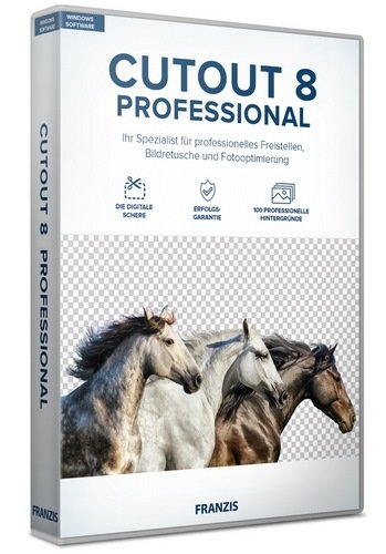 Franzis CutOut 8 professional 8.0.0.1 Multilingual
