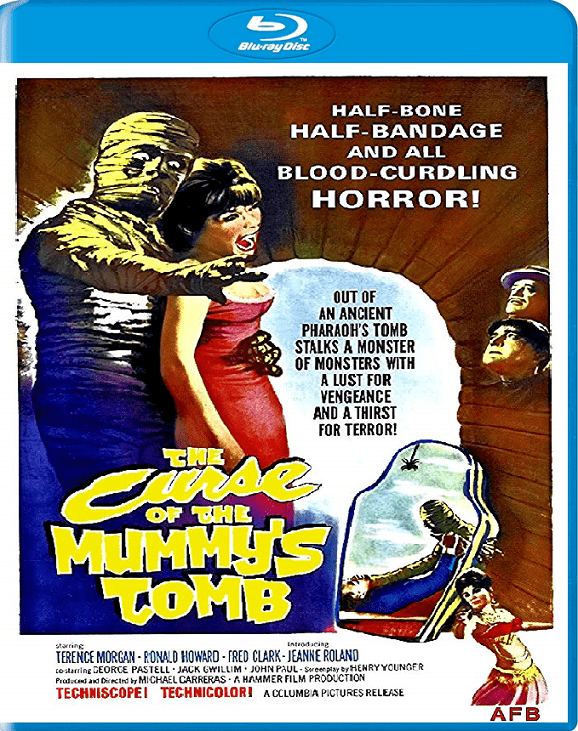 The Curse Of King Tuts Tomb Torrent: Download The Curse Of The Mummys Tomb 1964 720p BluRay