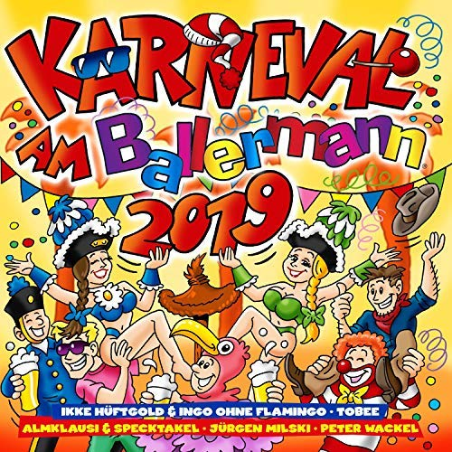 Karneval Am Ballermann 2019 (2018) Mp3