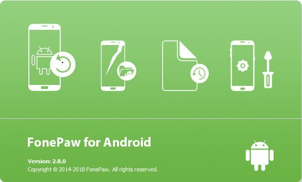 FonePaw Android Data Recovery 2.8.0 Multilingual