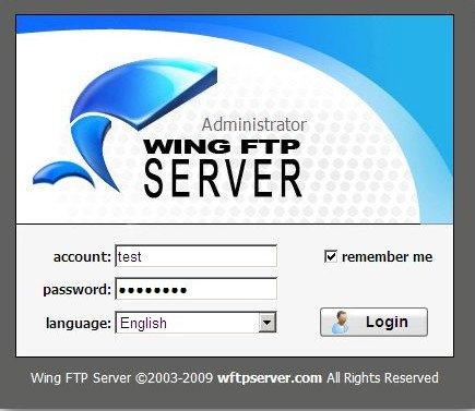 Wing FTP Server Corporate 5.1.4 Multilingual