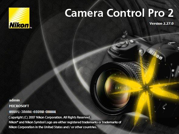 Nikon Camera Control Pro (2.28.0) Multilingual