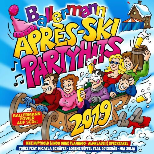 Ballermann Apres Ski Party Hits 2019 (2018