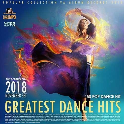 Download VA - Greatest Dance Hits (2018) MP3 - SoftArchive