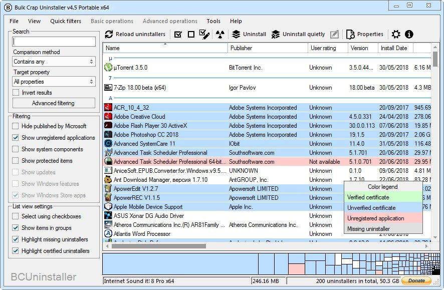 Bulk Crap Uninstaller 4.16.0 + Portable [Multilenguaje] [Tres Servidores] Mn3v9rJkcauSn0ZcPmBo04Jthy67ia5F
