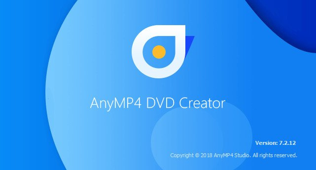 AnyMP4 DVD Creator 7.2.20 Multilingual