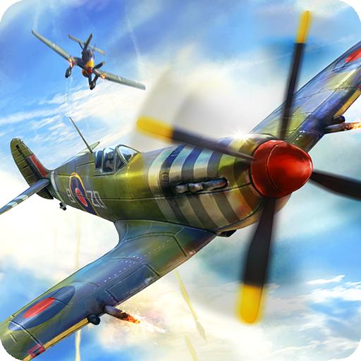 Warplanes: WW2 Dogfight v1.1.1 Mod.