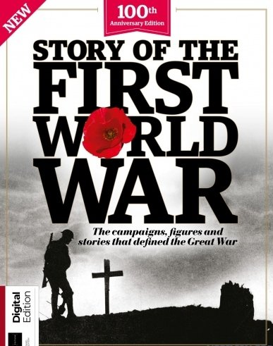 Download All About History - Story of the First World War 3