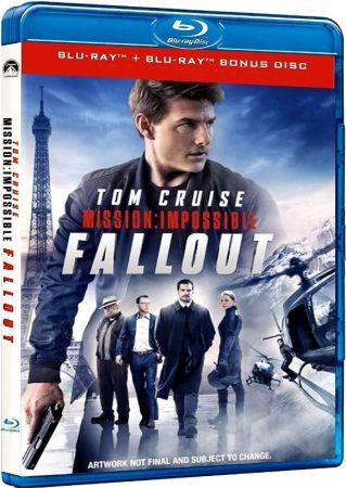 Mission Impossible Fallout 2018 IMAX DVDRip AC3 X264-iFT