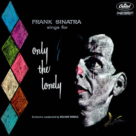 Frank Sinatra - Sings For Only The Lonely (Deluxe Edition, 2018)[2LP Remastered, 24bit/48kHz]