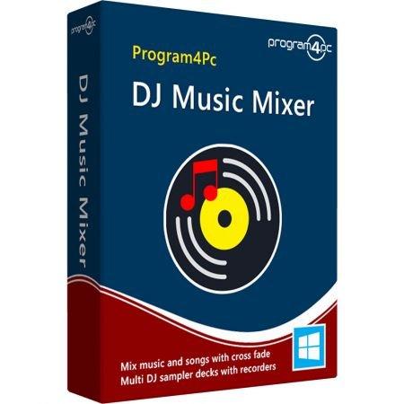 Program4Pc DJ Music Mixer 7.0.0 Multilingual