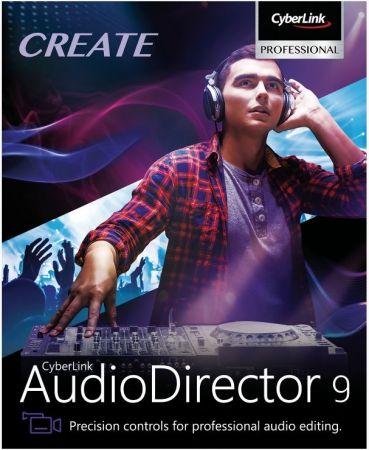 CyberLink AudioDirector Ultra 9.0.2217.0 Multilingual