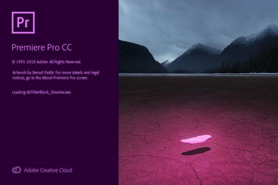 Adobe Premiere Pro CC 2019 v13.0.1.13 Multilingual
