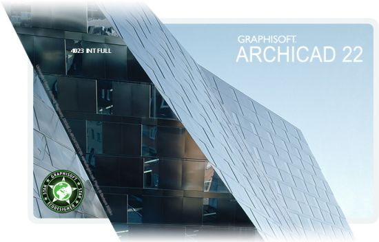 GRAPHISOFT ARCHICAD 22 Build 4023 (x64)