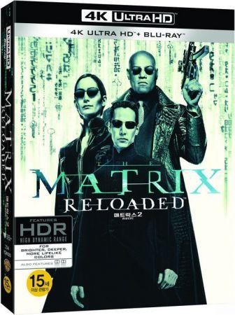 Download The Matrix Reloaded 2003 2160p BluRay x265 HEVC