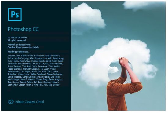 Adobe Photoshop CC 2019 v20.0.1 Multilingüe