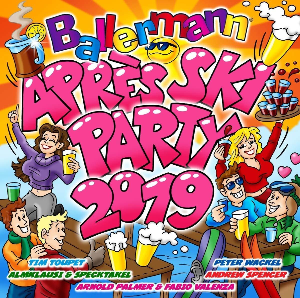 Ballermann Apres Ski Party 2019 (2018) MP3