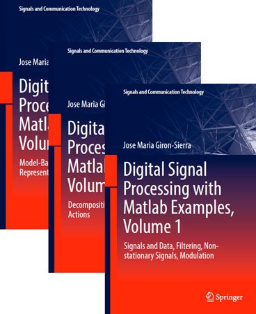 Download Digital Signal Processing with Matlab Examples: 3