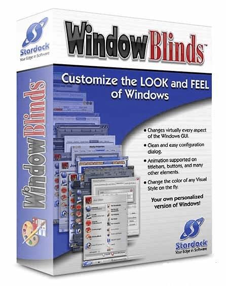 Stardock WindowBlinds 10.80 ( x86_x64 ) + FIX