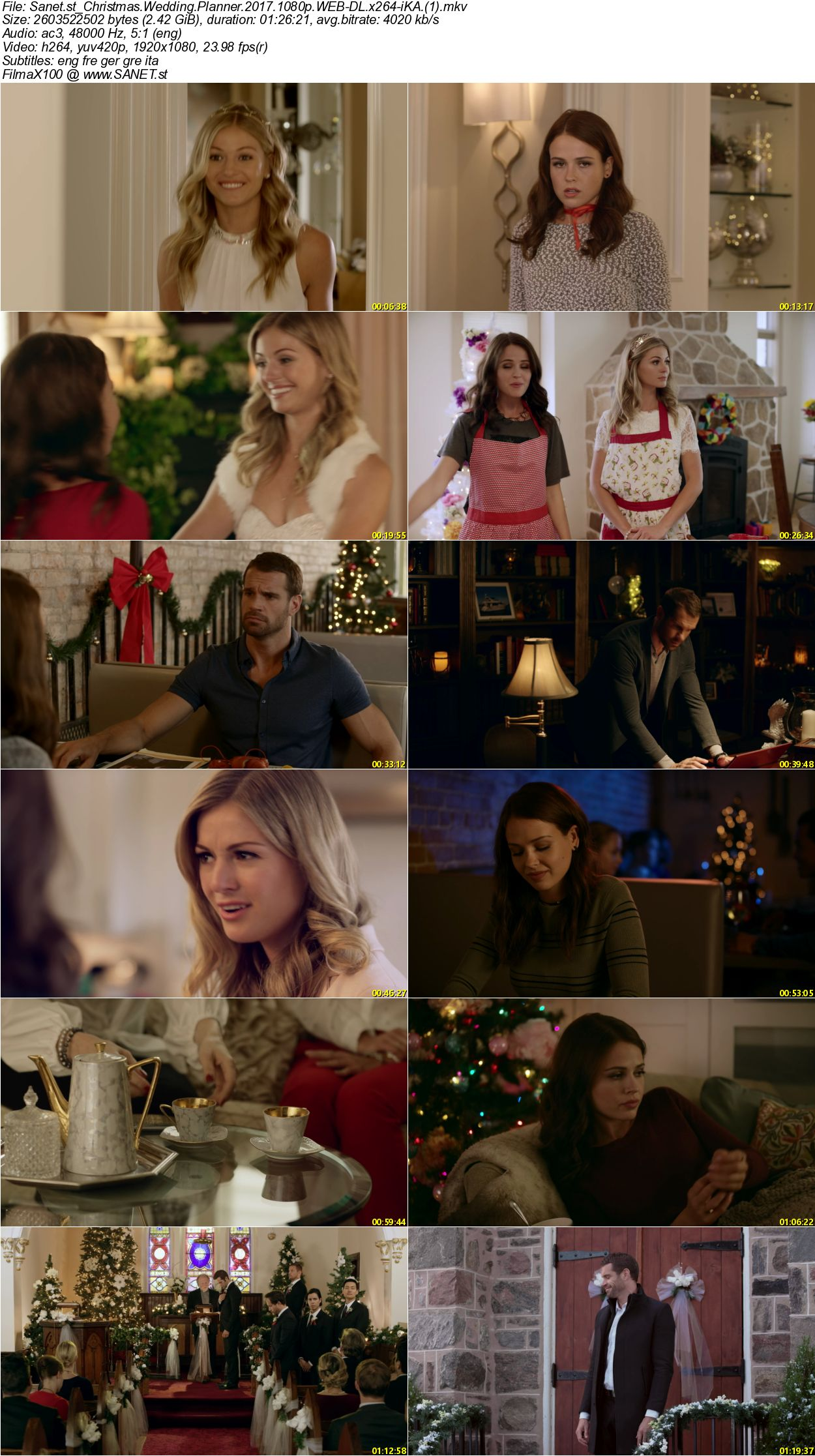 Christmas Wedding Planner.Download Christmas Wedding Planner 2017 1080p Web Dl X264
