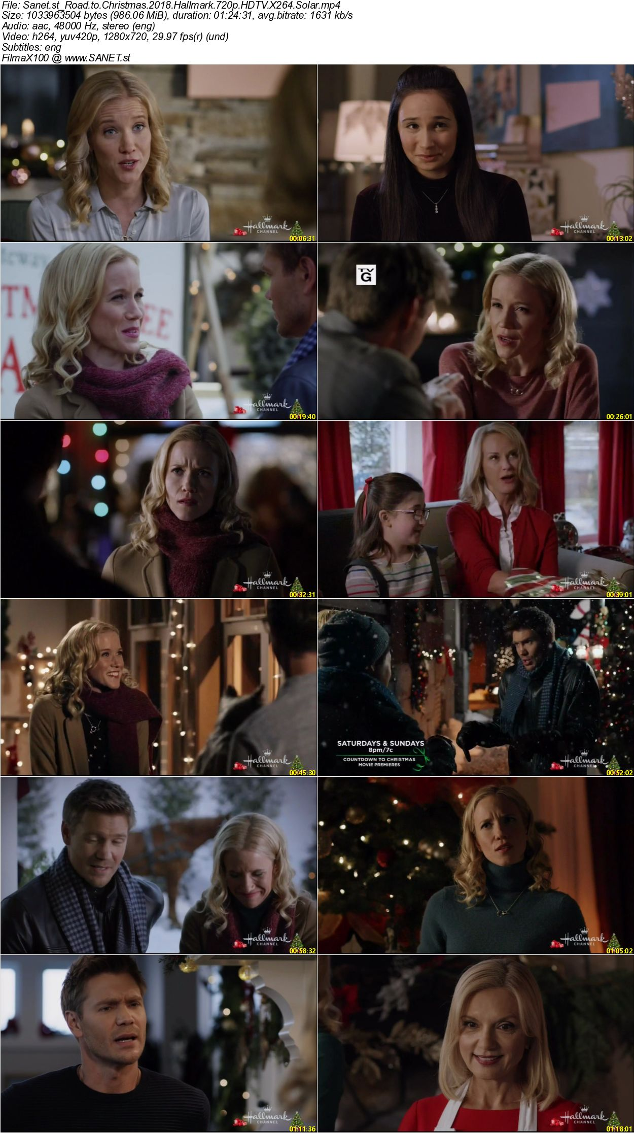 The Road To Christmas.Download Road To Christmas 2018 Hallmark 720p Hdtv X264