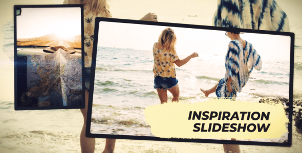 Inspiration Memories Slideshow - Project for After Effects (Videohive)