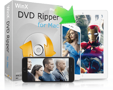 Download WinX DVD Ripper for Mac 6 2 (20181213) Multilingual