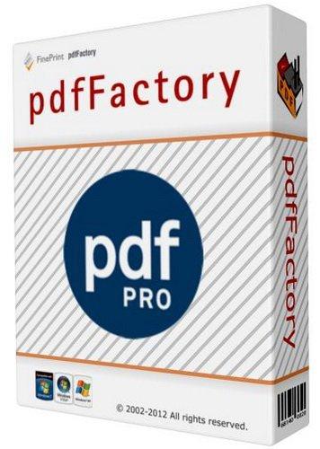 pdfFactory Pro 6.35 Multilingual (2019)