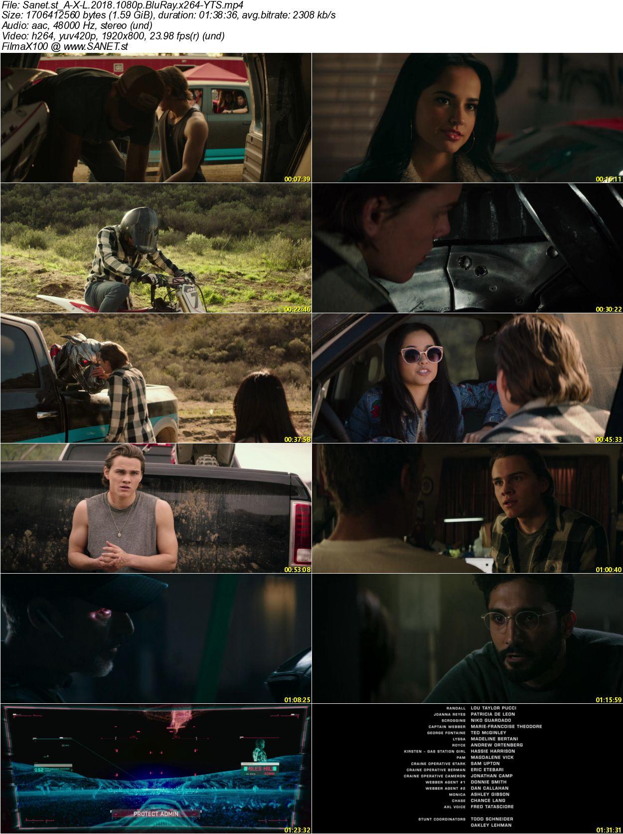 Axl Movie 2018 download a-x-l 2018 1080p bluray x264-yts - softarchive