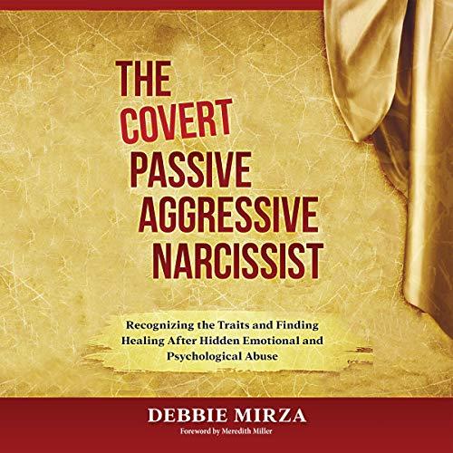 Download The Covert Passive-Aggressive Narcissist