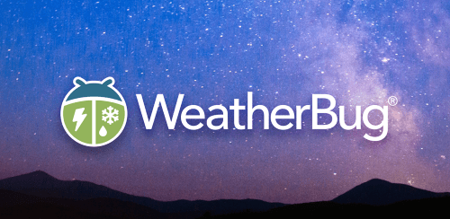 Download Weather by WeatherBug: Real Time Forecast & Alerts
