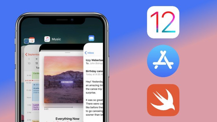 Download Udemy - The Complete iOS 12 & Swift Developer