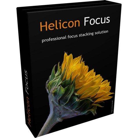 Helicon Focus Pro 7.0.2 (x64) Multilingual