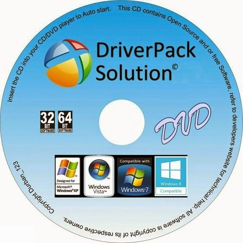 DriverPack Solution 17.7.101 DVD Edition Multilingual (2019)