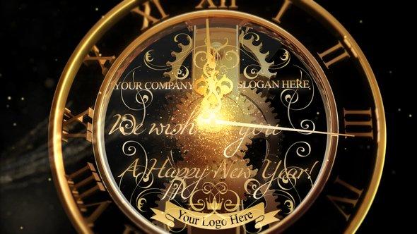 New Year Countdown Clock (2019) V2 6417745