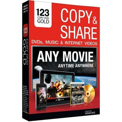 123 Copy DVD Gold 11.0.6.10 Multilingual