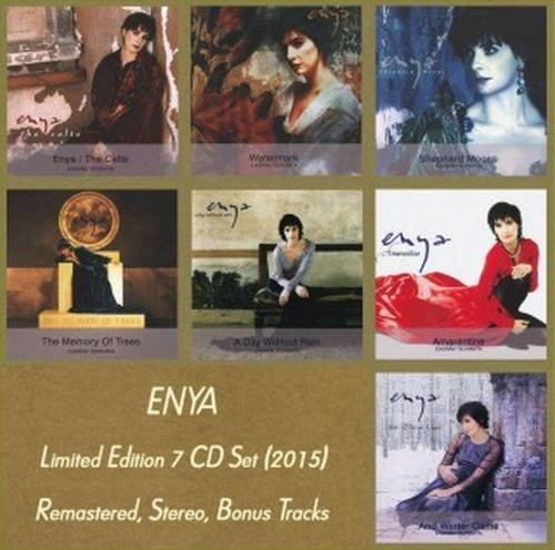 Download Enya - Limited Edition 7 CD Set (2015) MP3
