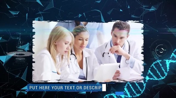 Medical Promo 59729 - After Effects Templates