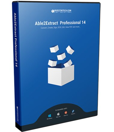 Able2Extract Professional 14.0.2.0